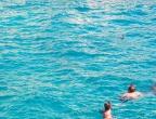 Porto Limnionas, Zakynthos - wokół hałas, mnóstwo ludzi a i tak można spotkać miejscowe ptaki :-)