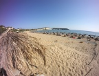 Plaża Gerakas, Zakynthos - widok plaży
