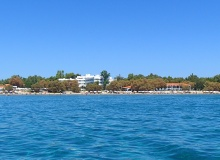Hotel Luis Zante Beach - na skraju Laganas położony w ogrodzie